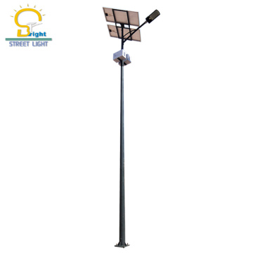 استبدل 80W 8M Pole Solar Street Lights
