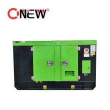 20kw 25kVA Portable Brushless Sdmo Weichai Ricardo Diesel Alternator Generator Set 15kw - 20kw Dual Fuel Whole House Generator India Price