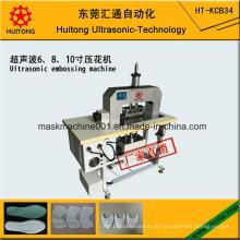 Automatische Ultraschallspitze Prägemaschine