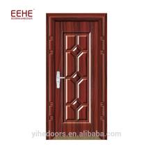 Außentür aus verzinktem Stahl, Ghana 30 x 78