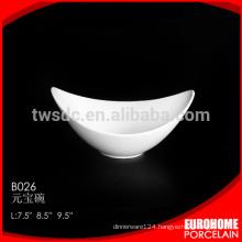 "Banquet 7.5"" ceramic bowl wholesale for restaurants hotels"