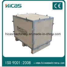 Hicas Máquina de embalaje de madera contrachapada plegable automática Máquina de caja Nailless