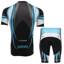 High Quality Polyester Customize Short Sleeve Cycling Jersey