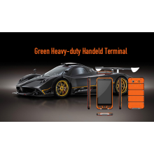 Green Heavy-duty handheld Terminal