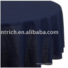 hotel table cloth home use table cover ,organza overlay,polyester table cover