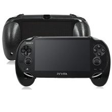 Классический черный специальный пластиковый джойстик рукоятки для ПСВ 1000 для psvita PSV1000 геймпад ручка