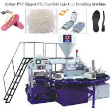 Maachine de moulage par injection de soufflage d'air rotatoire de 24 stations
