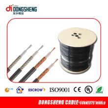 50 Ом Rg179 / Rg178 Коаксиальный кабель для системы видеонаблюдения с ISO Ce