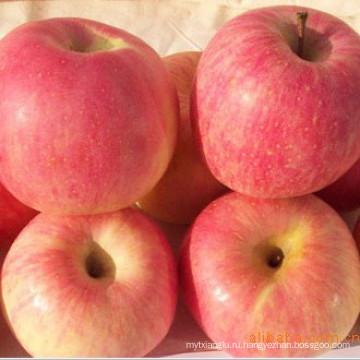 Свежие красные яблоки звезды