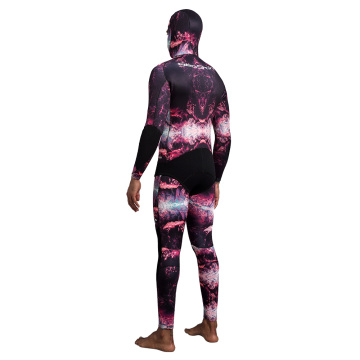 Trajes de neopreno Seaskin Two Pieces Scuba Diving para hombre