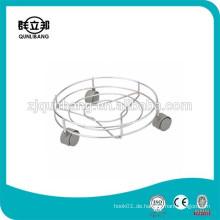 Chromüberzug Gasbehälterhalter