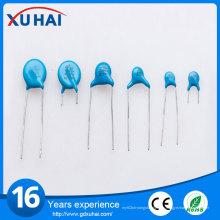 Alta calidad Hight Voltage Lista de precios de condensador de cerámica 102 1kv