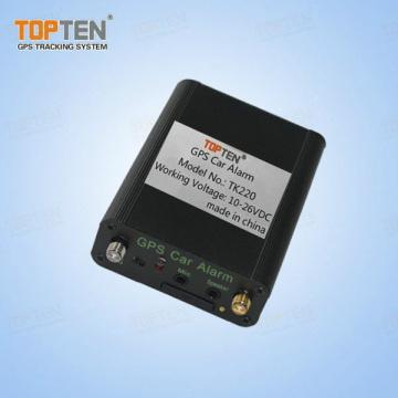Двухсторонняя коммуникационная автомобильная сигнализация с дистанционным стартером для автомобилей (TK220-ER)