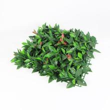 декоративные ПВХ покрытием из искусственных листьев изгороди, заборы мат