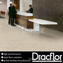 Stone Pattern Vinyl Flooring Hotel Lobby Flooring (F-1151)