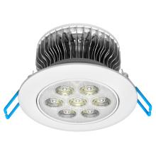 LED de alta potencia 4inch 7W LED Luz de techo 4inch