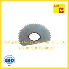 Chemical Black Finish Special Spur Gear