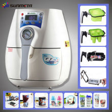 Hot sale mini 3D Heat Press Machine sublimation vacuum machine, small but high efficient