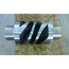 Piezas de tornillo de acero inoxidable para minería