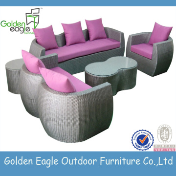 Brown Rattan Outdoor Garden Furniture