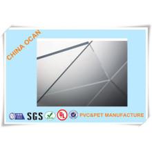 Hard Transparent PVC Sheet for Art Stones