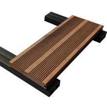Plancher en plastique pas cher en bois massif en bois
