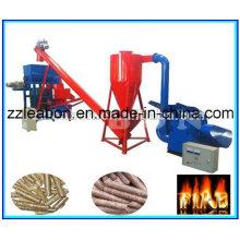 Planta automática de pellets de madera en venta