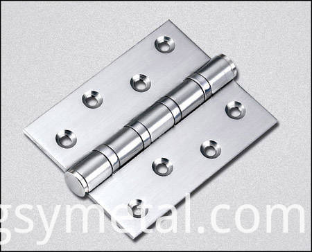 stainelss steel hinges