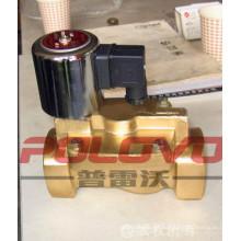 Válvula solenóide de água normalmente fechada tipo DF (ZCS)