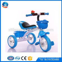 2015 New models TIanxing Baby Tricycle kids pedal cars trike smart trike Cheap tricycle with EVA, AIR three wheels