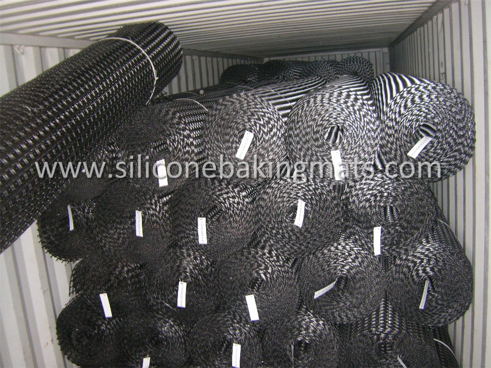 Plastic Biaxial Geogrids