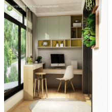 Customizing Study Desk and Book Shelf