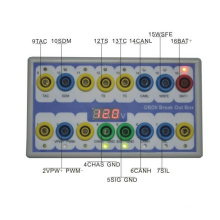OBDII протокол детектор & Break out Box диагноз OBD OBD2 разъем
