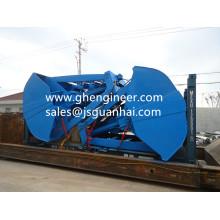 Гидравлический захват высокого качества для судовой и морской техники