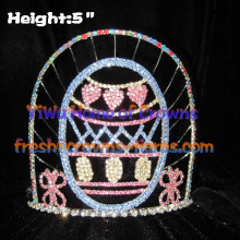 Easter Egg Crystal Easter Festival Crowns