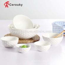 Керамическая миска для фруктов