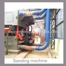 4 feet double side heavy duty sanding machine for MDF/particle board/ HPL