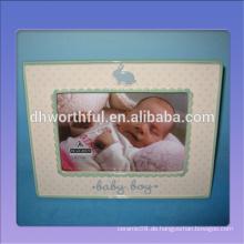 2016 neue Stil Keramik Baby Rahmen, Keramik Bilderrahmen für Baby