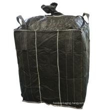 PP 1000kg cement packing sack fibc bulk baffle jumbo big bags