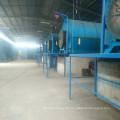 Kontinuierliche Pyrolyse-Maschine für den Reifen und Kunststoff um Diesel für LKW zu bekommen