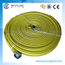 Flache Hochdruck Mantex Luftschlauch für Bewässerung und Kompressor