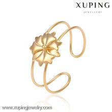 51342 Bracelet de mode bijoux Xuping avec plaqué or 18 carats