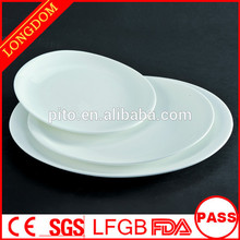 P & T оптовые рестораны, посуда, овальная посуда из фарфора, посуда