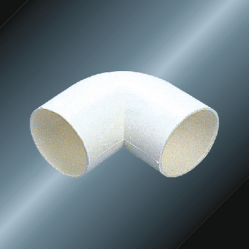 Conduit Upvc Elbow 90 ° Blanc Couleur