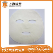 cotton mask paper cotton facial mask paper 100% cotton facial mask paper