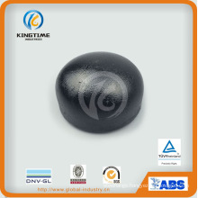 A420 Wpl6 Carbon Steel Cap Pipe Fitting to ASME B16.9 (KT0042)