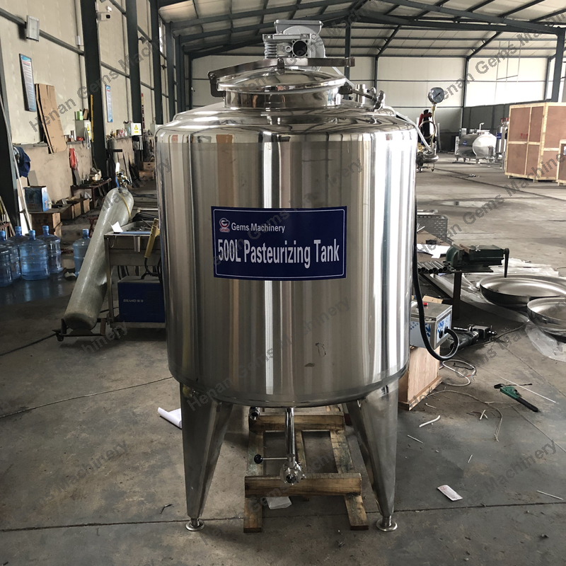 500L Pasteurization Machine