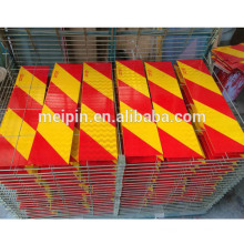 High intensity grade red and white/yellow and red truck reflective tape