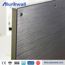 Panneau composite en aluminium imperméable coloré de BackboardTV