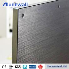 Colorful WaterproofTV Backboard aluminum composite panel